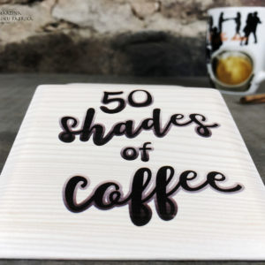 Paliktnis 50 shades of coffe