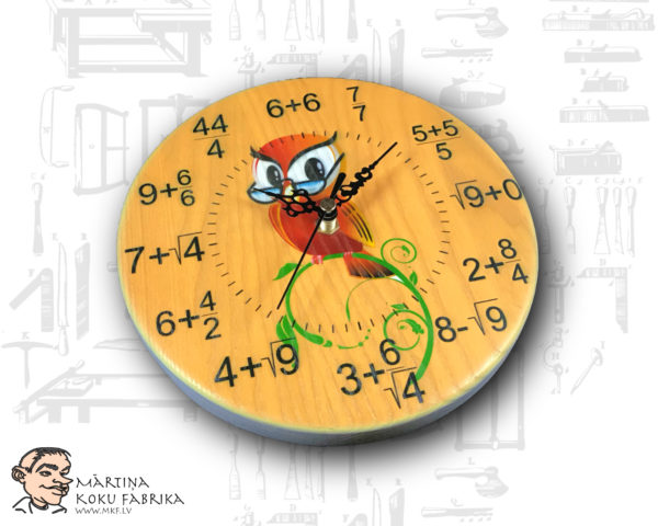 Koka pulkstenis
